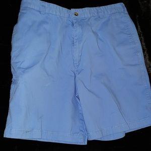 Saddlebred Blue dressy casual shorts